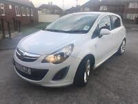 2013 VAUXHALL CORSA 1.7cdti SRI - ONE OWNER - FULL HISTORY
