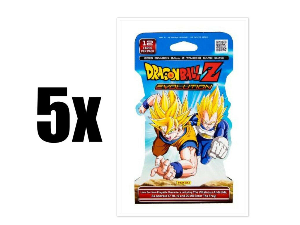 Perfection 20-Pack Booster Box DRAGON BALL Z DBZ PANINI