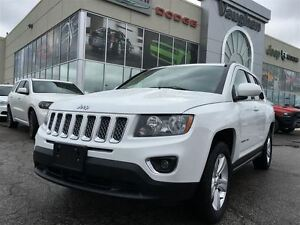 2015 Jeep Compass High Altitude - 4X4 - LEATHER - POWER SUNROOF