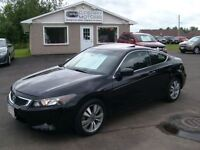 2010 Honda Accord Couope EX Sunroof Auto Loaded