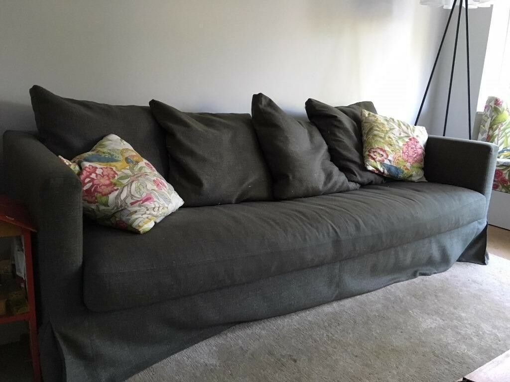 Very Nice B Italia Maxalto Simpliciter Sofa This Cost 5 000 New