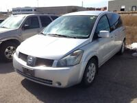 2004 Nissan Quest 3.5 S Clean family mover, great condition