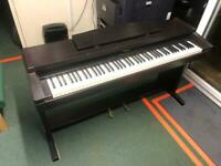 Roland hp-135 electric electronic digital piano 88 weighted keys