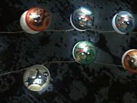 Thomas tank engine string lights