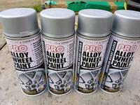 Alloy wheel spray etech pro