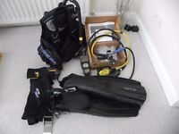 Dive Gear for sale - £150 – good for the beginner