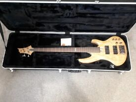 ESP B-204SMFL Fretless Bass (Case Included)