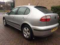 2004 SEAT LEON 1.6 SX ( 1 OWNER ) MINT!!