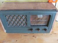 Original 1940s Radio Fully reconditioned internally