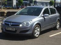 VAUXHALL ASTRA AUTOMATIC 2007(07 REG)*£1750*LOW MILES*SERVICE HISTORY*CHEAP AUTOMATIC CAR*PX WELCOME