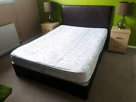 DOUBLE SIZE BED