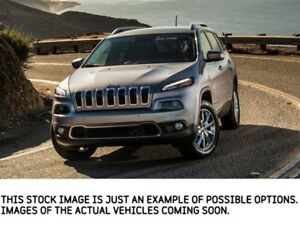 2018 Jeep Cherokee New Car North 4x4|ColdWthr,SafetyTecPkgs|Back