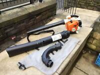 Stihl SH86c garden blower/vacuum excellent condition, had very little use