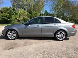 Mercedes Benz c220 cdi blueefficiency 2011