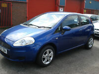 FIAT PUNTO GRANDE DYNAMIC / 1200cc / 2007 / 36000 MILES / ALLOYS / COME ROAD TEST