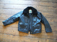 Women's leather jacket from Jigsaw