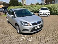 2010 Ford Focus 1.6 TDCi Titainium, Push Start, keyless entry, heated seats