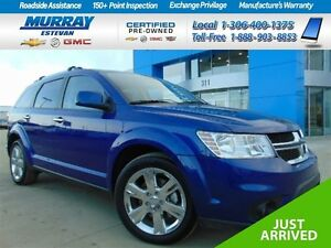 2012 Dodge Journey *Sunroof *Remote start * Leather *20in wheels
