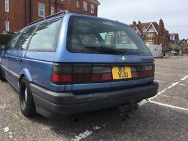 1991Passat B3 1900 TD Wagon