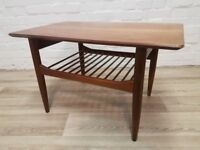 Vintage G plan Side table (DELIVERY AVAILABLE FOR THIS ITEM OF FURNITURE)