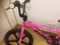 """Girls Rooster Skyway bmx 20"""" bike"""