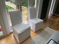 Dining Room Chairs IKEA (Henriksdal)