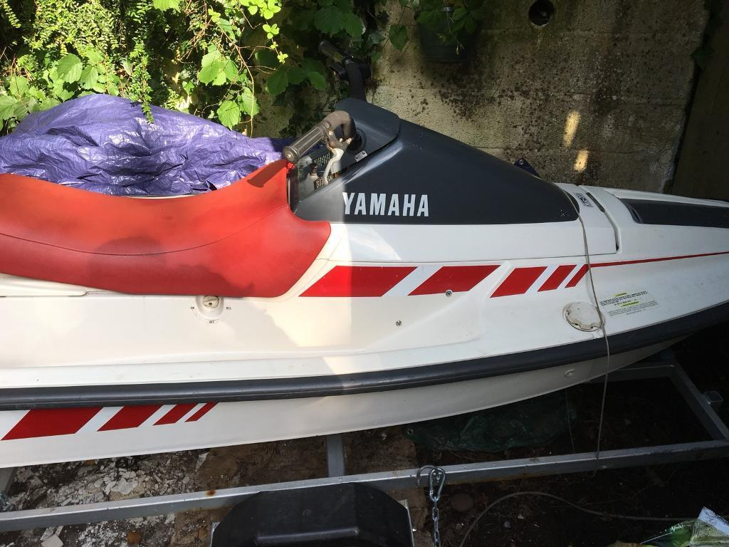Yamaha jet ski wave runner 500cc | in Teignmouth, Devon | Gumtree