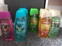 Avon shower gels 250ml