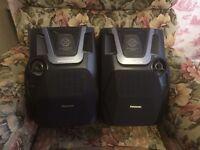 Great quality Panasonic Speakers