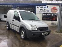 2010 silver ford transit connect 1.8tdci 90bhp 120,000 miles Electric windows , roof rack 7m mot