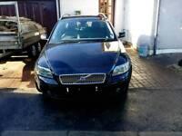 Volvo v50 2004 2.4 petrol