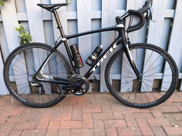 Immaculate 2018 Trek Domane SL6 size 56  Carbon endurance bike with brand  new Dura Ace 9100  | in Ilkeston, Derbyshire | Gumtree
