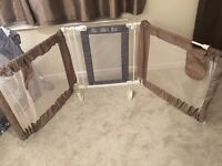 Summer extendable baby gate
