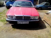 jaguar xj6 xj 40 year 1990 £650