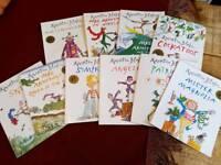 Quentin Blake 30th Anniversary Set of Books