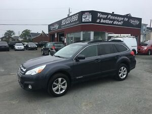 2013 Subaru Outback 3.6R Primium, .Leather, Sunroof,