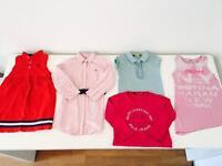 GIRLS DESIGNER CLOTHES BUNDLE 3-4