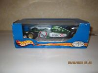 hotwheels boxed F1 racing car