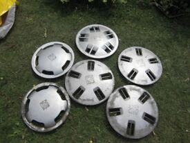 Vauxhall Carlton Wheel Trims