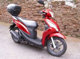 2017 Honda Vision Scooter Only 873 Miles