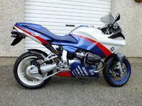 BMW R 1100 S Boxer Cup race replica