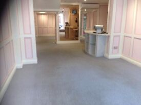 Shop / Office with Storage Room to Rent in Prime Central Swansea Location