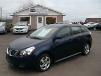 2009 Pontiac Vibe Auto Air Cruise PW PL Keyless Entry