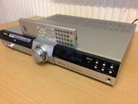 Aiva CX-VX55 DVD 5.2 Cinema Receiver, Built In Karaoke & Digital Radio, AUX Inputs etc Full Working.