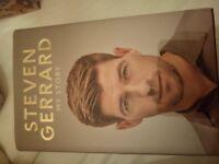 My Story by Steven Gerrard [Hardback]