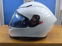 AGV crash helmet