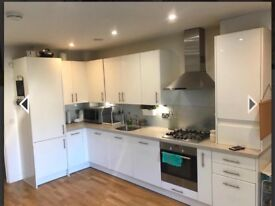 Double bedroom is available in modern house- all inclusive bill
