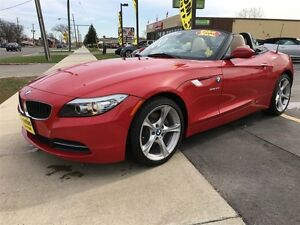 2013 BMW Z4 sDrive28i, Automatic, Navigation, Leather, Convert