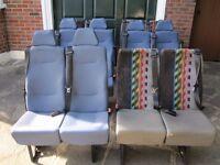 Minibus Schoolbus seats Unwin Innotrax