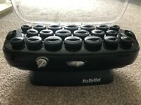 BaByliss 20 Pieces Thermo-Ceramic Roller Set